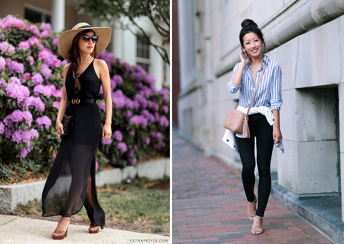 cute summer outfit ideas extra petite blog boston