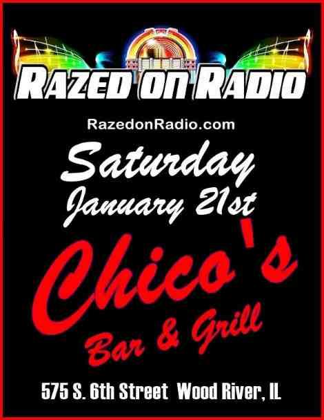 Razed On Radio 1-21-17