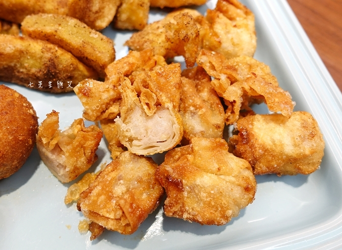 13 小鄭炸醬雞 食尚玩家 2017橫著走 台北必吃開運美食 號稱中和最好吃鹹酥雞