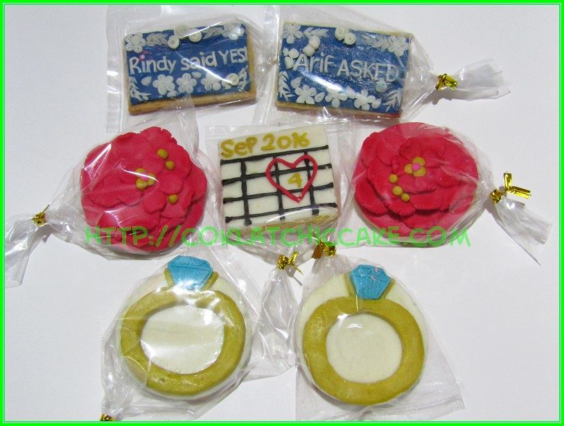 Cookies Set engangement
