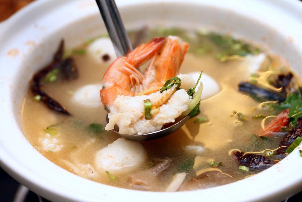 泰国黄金食品汤米塔拉伊