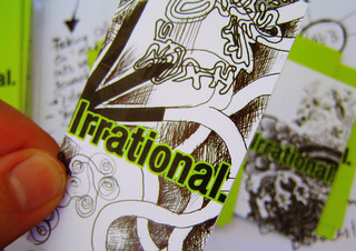 Irrational™ Business Card | by *spo0ky*