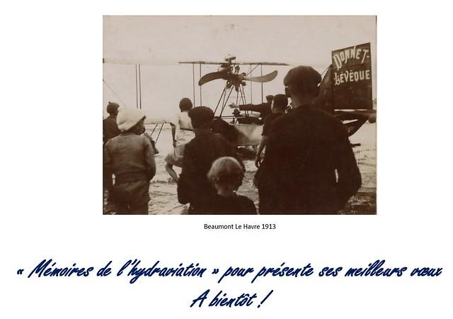 Memoire de l Hydraviation