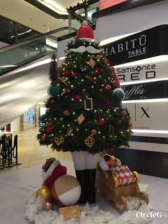 CIRCLEG 香港 尖沙咀 美麗華商場 TSIMSHATSUI  MIRA MALL 2016聖誕 遊記 聖誕 2016  (13)