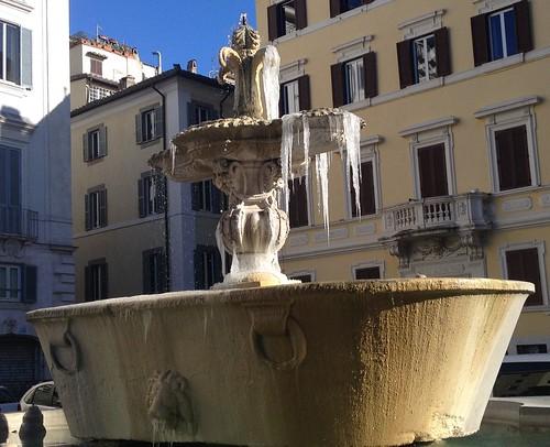 Roma ghiacciata 070117
