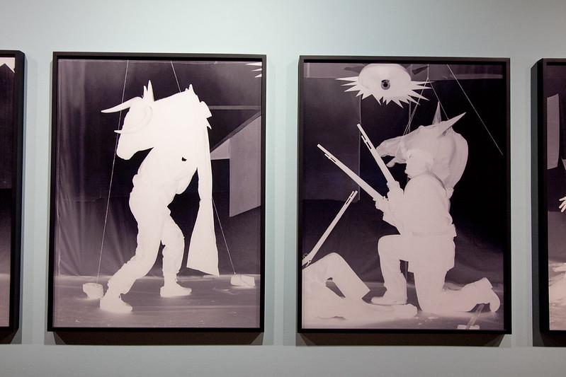 Charles Fréger - La Suite Basque. Silhouettes photographiques