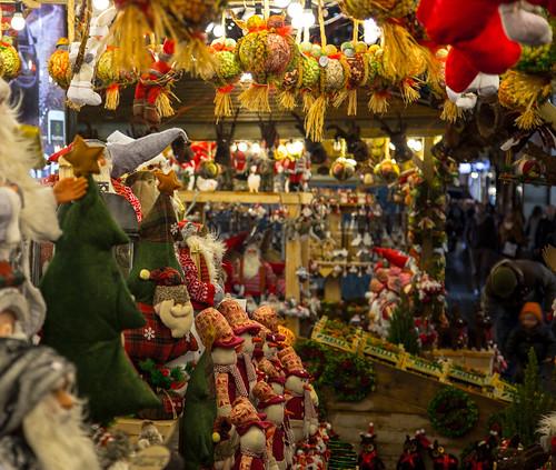 Manchester Christmas Markets Best Food