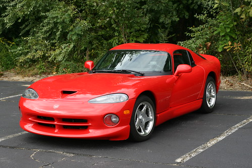 dodge viper | by grendelkhan