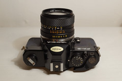 Yashica FX-3 + Yashica DSB 28mm f/2.8