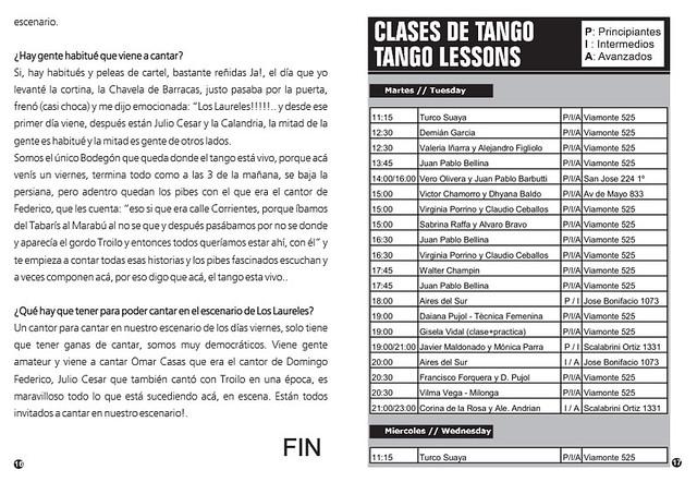 Revista Punto Tango 122 Diciembre 2016 - 11