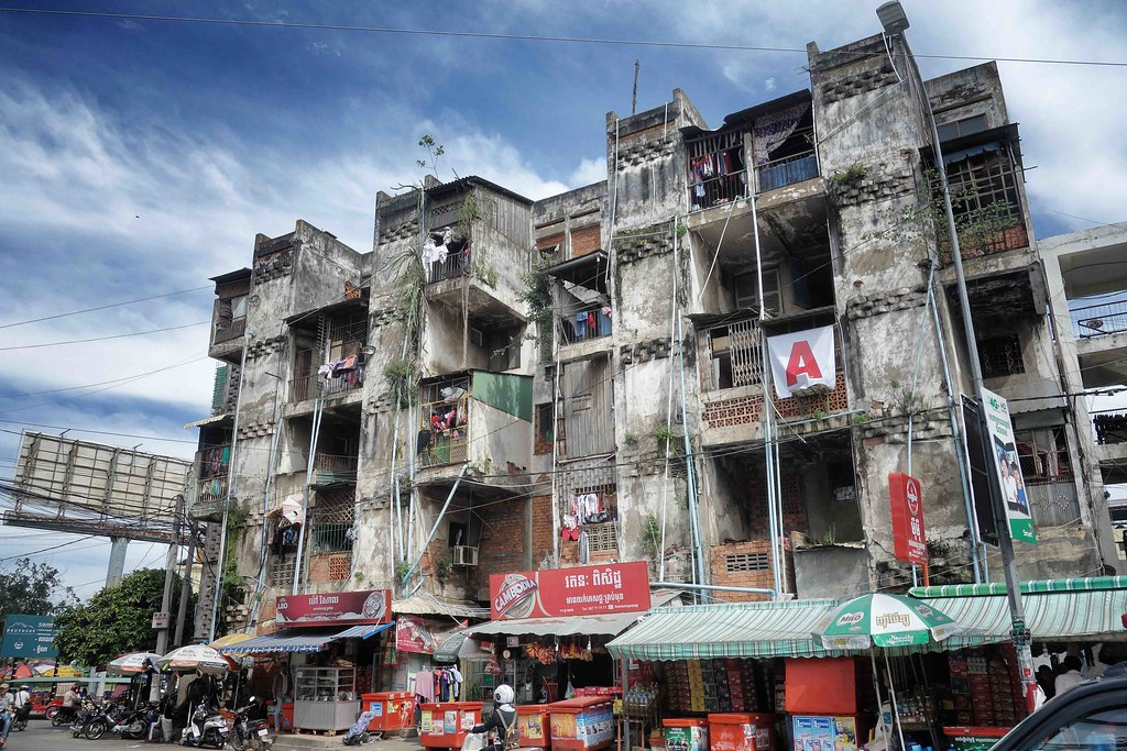 Phnom Penh - Streets