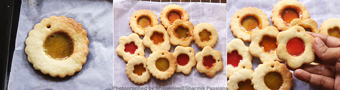 How to make Stained Glass Cookies Recipe - Step7