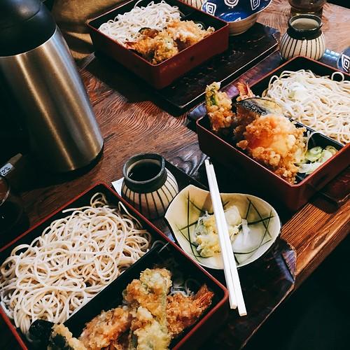 年越し蕎麦 2016.12.31