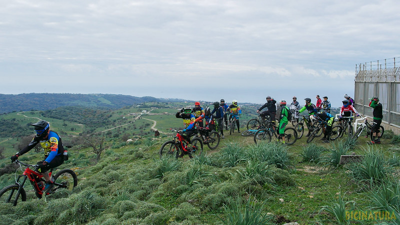 Civitavecchia Enduro Trails 11/12/2016
