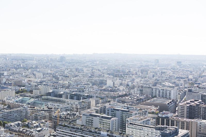 Paris med Maria och Linnea!