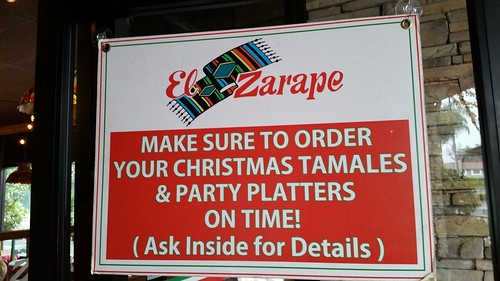 Tamale Ad