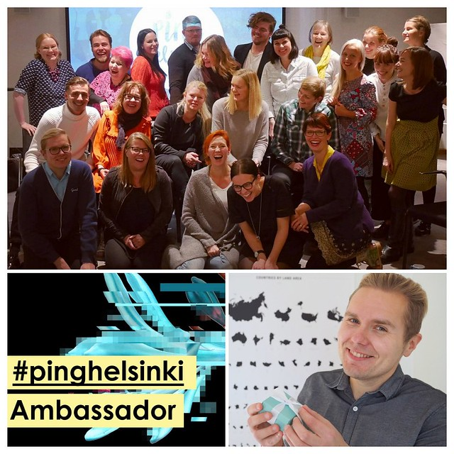 Ping-Helsinki-Ambassadors