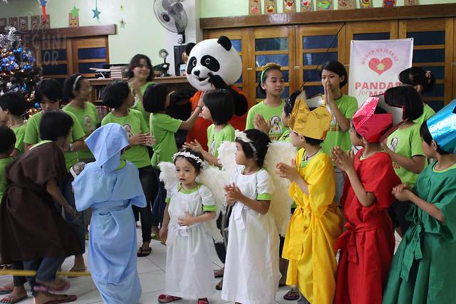 Pandas for Maria