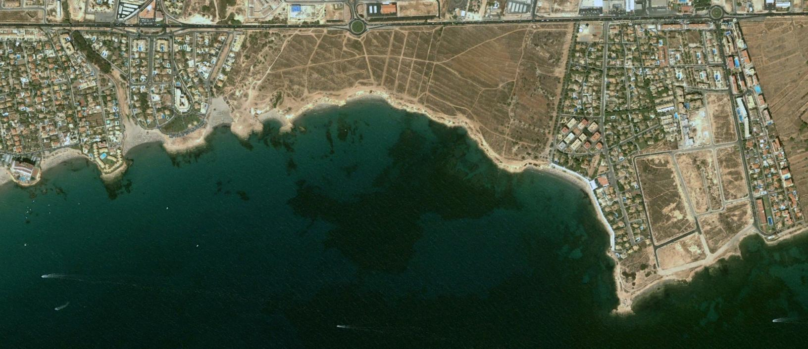 punta flamenca, alicante, flamingoess point, antes, urbanismo, planeamiento, urbano, desastre, urbanístico, construcción