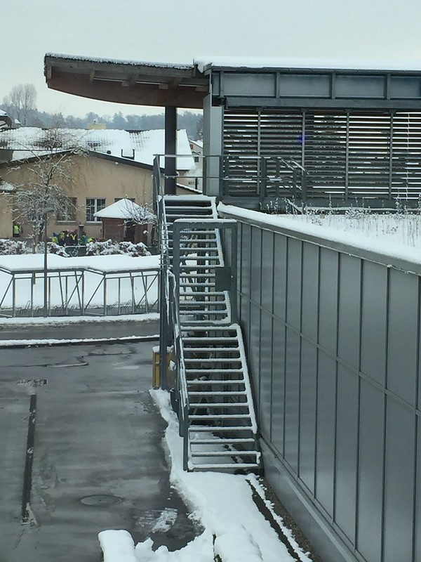 Stairs migros