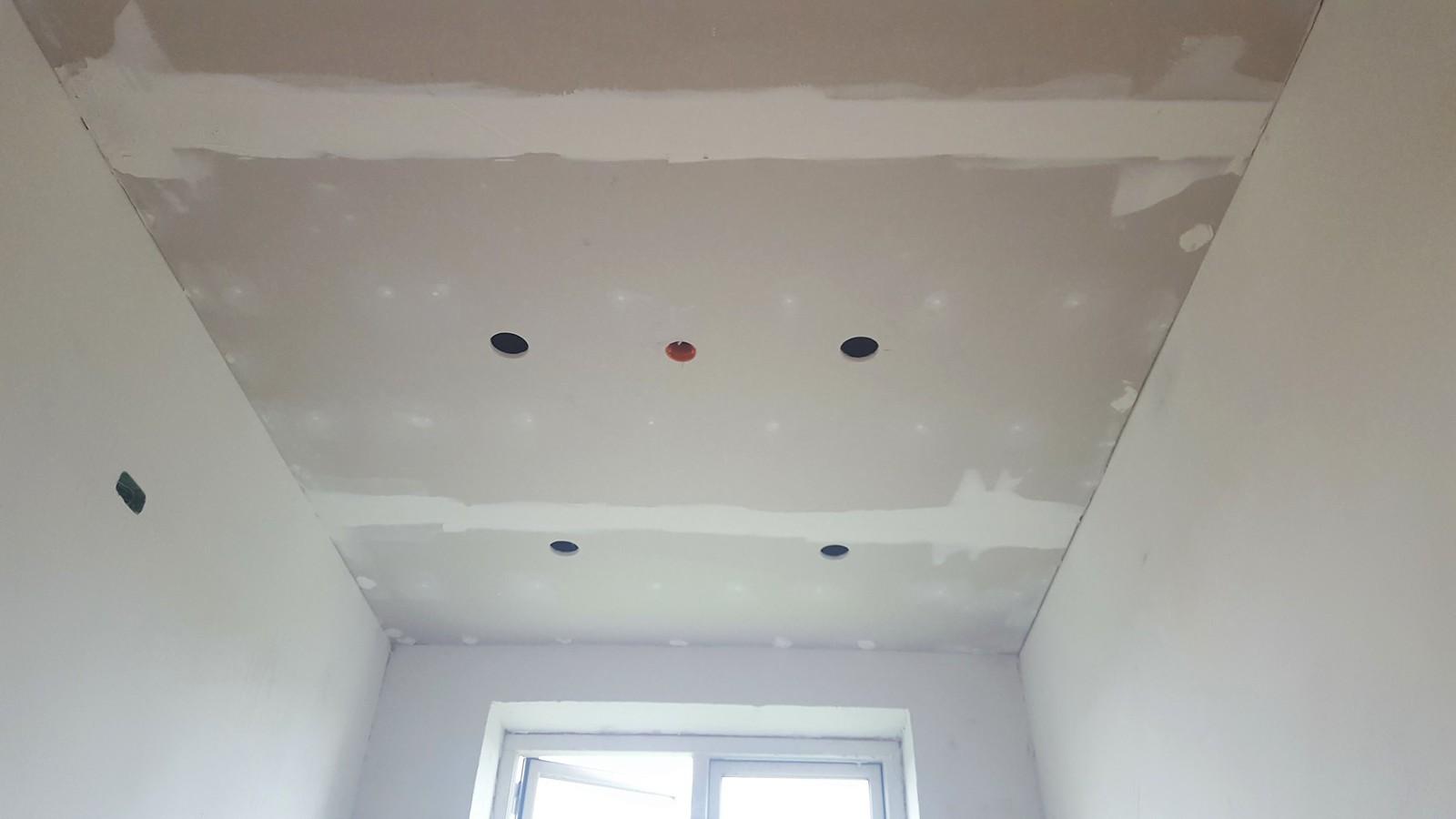 Installing LED Down Lights