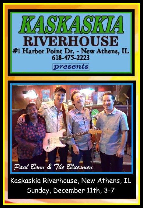 Kaskaskia Riverhouse 12-11-16