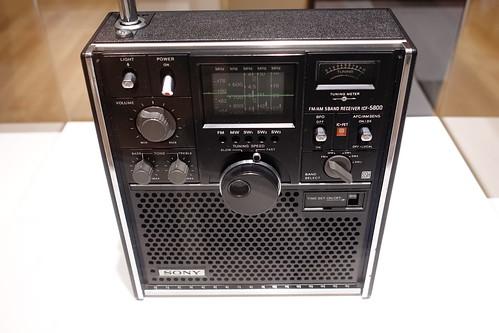 ICF-5800 Skysensor 1973