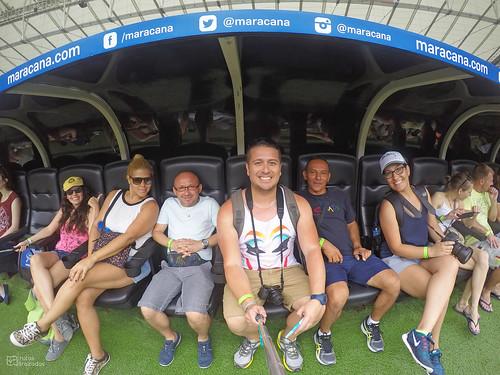 Estadio Maracana Asientos