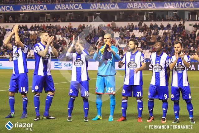 Copa del Rey, octavos ida: RC Deportivo 2 - Alavés 2