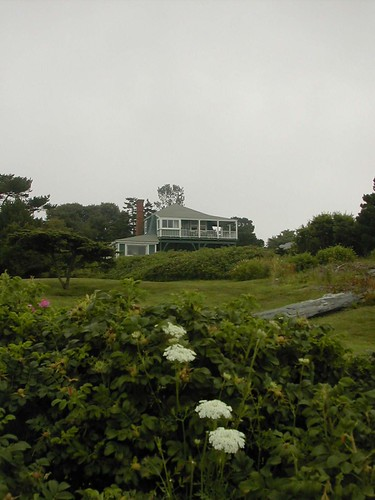 Winslow Homer's studio; Prout's Neck, Scarborough, Maine | by Eleventh Earl