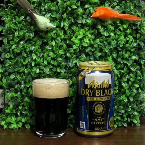ビール:ドライブラック - ビアホール仕立ての黒