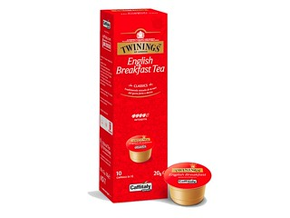 Twinings English Breakfast in Capsule Caffitaly