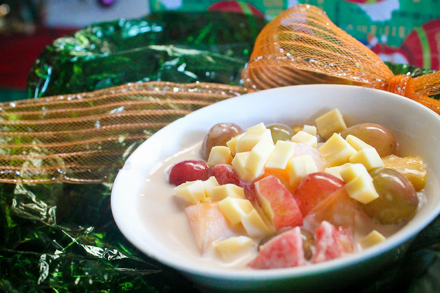 Special Fruit Salad Recipe in 4 Steps for your Noche Buena and New Year Celebrations