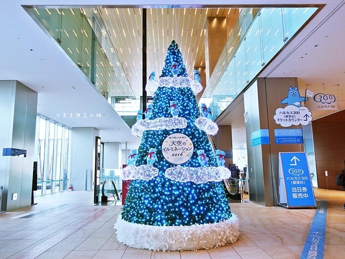 6 日本大阪 阿倍野展望台 HARUKAS 300 日本第一高摩天大樓 360度無死角視野 日夜皆美