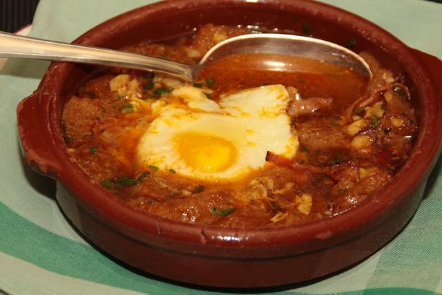 soep uit La Macha