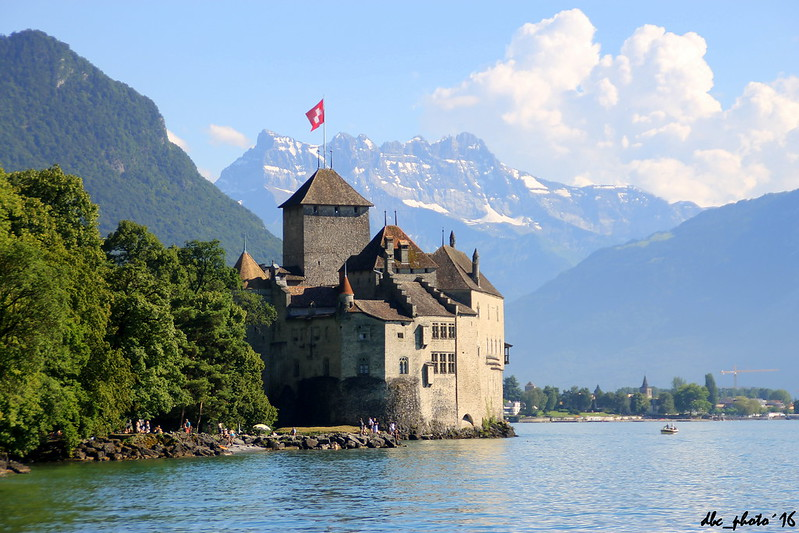 Visita al castillo de chillon