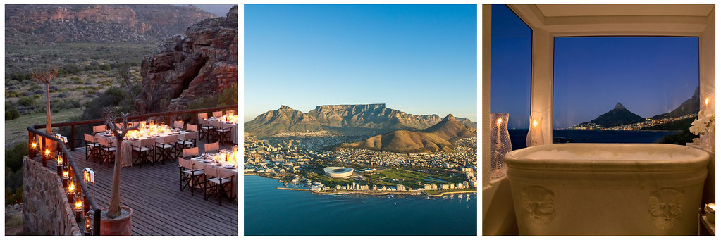 Cape Town, South Africa - Places to go 2017