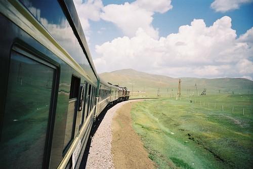 Trans Siberian Railway Mongolia