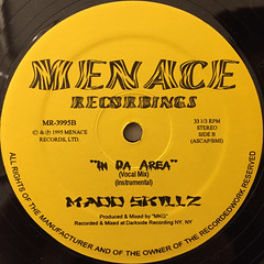 MADD SKILLZ:EVERYBODY IN DA PLACE(LABEL SIDE-B)
