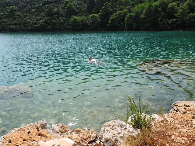 Malo jezero, Mljet, Croatia