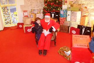 Noicattaro. Apertura Casa di Babbo Natale 2016 front