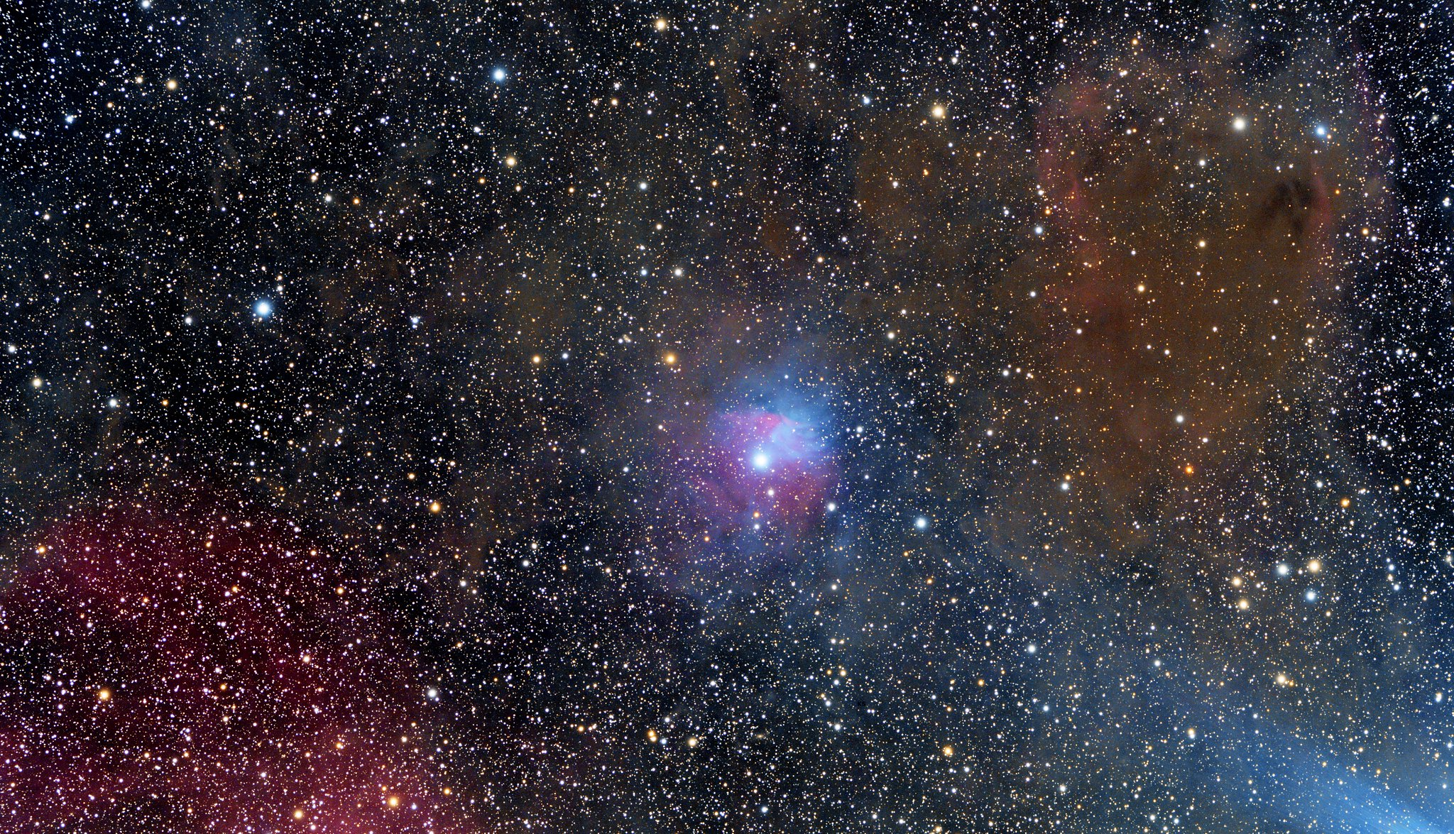 orion nebula sh2 - photo #17