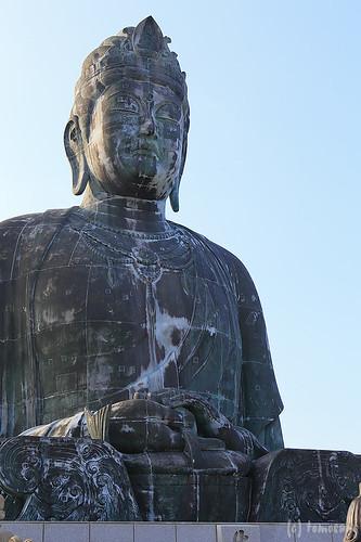 The Ikitsuki Daigyoran Kannon Statue