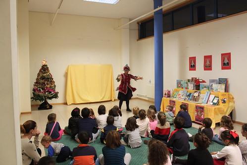 Contos de Nadal, con Olga Cuervo