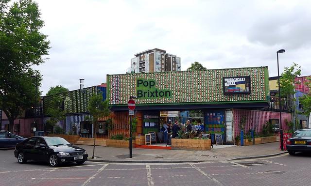 Pop Brixton, Brixton, SW9