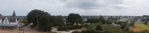51 Uitzicht bij Tumulus van Saint Michel