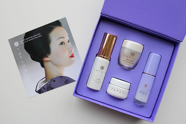 Tatcha Bestsellers Set from Sephora