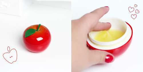 Red Appletox Tony Moly - Big or not to big (2)