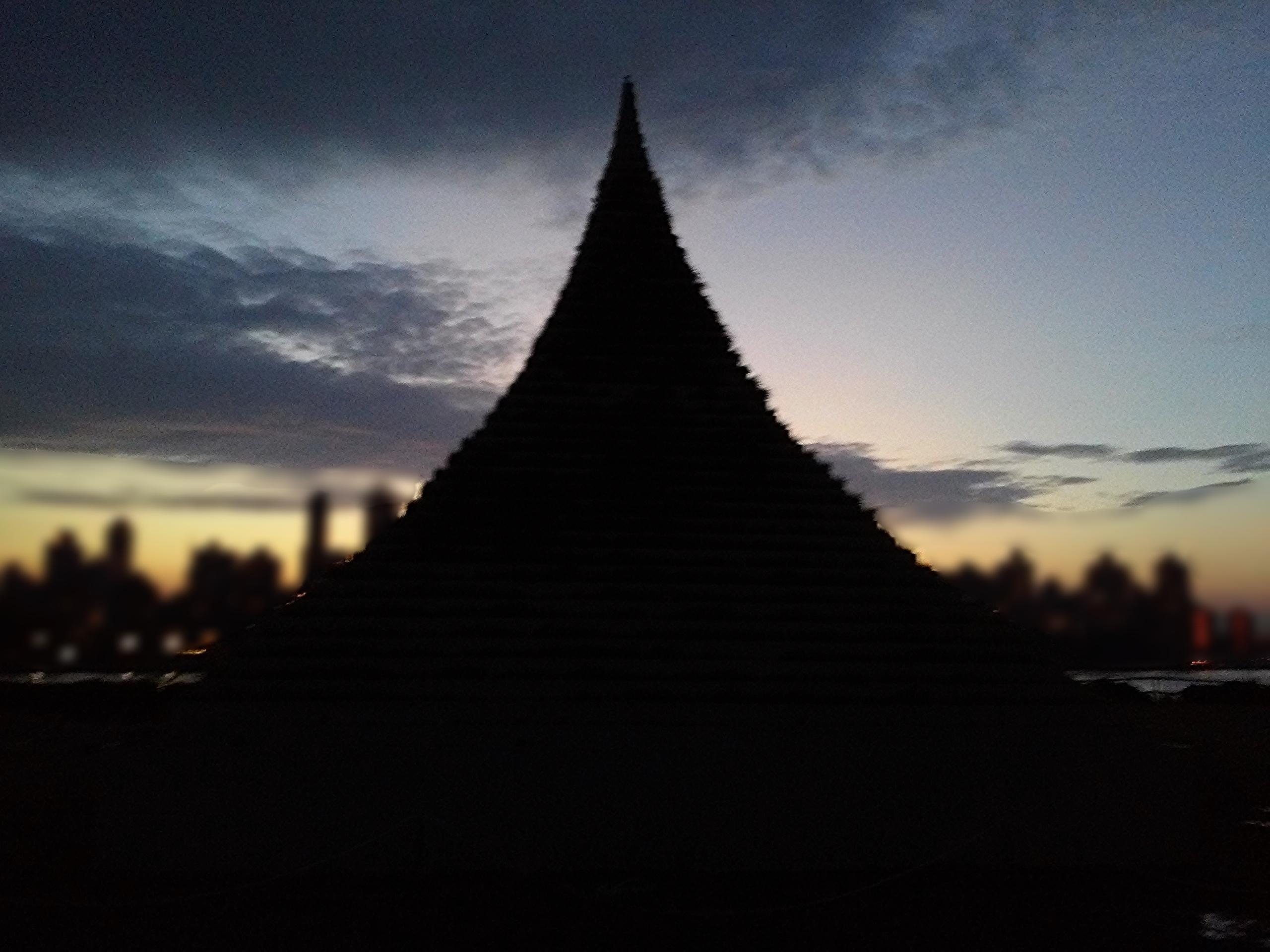 Pyramid,SocratesSculpturePark,NY