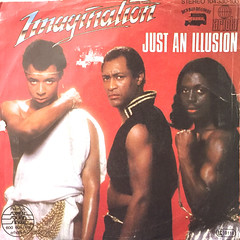 IMAGINATION:JUST AN ILLUSION(JACKET B)
